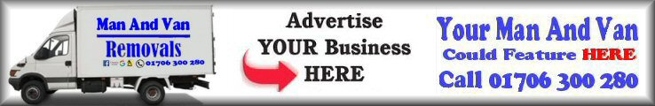 advertise your man and van company here